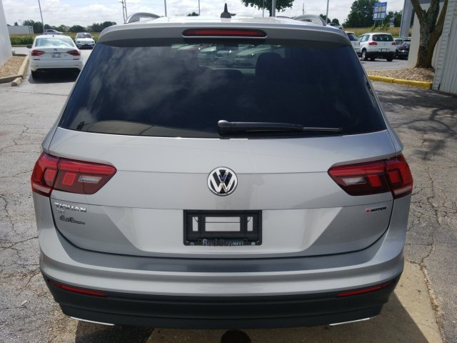 New 2019 Volkswagen Tiguan SE 4 Motion
