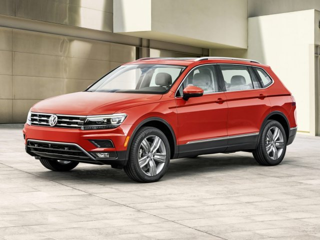 New 2019 Volkswagen Tiguan SE 4 Motion AWD