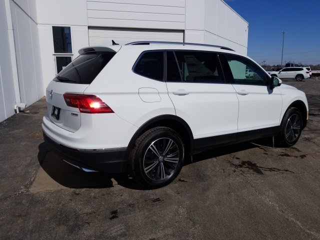 New 2019 Volkswagen Tiguan SEL 4 Motion