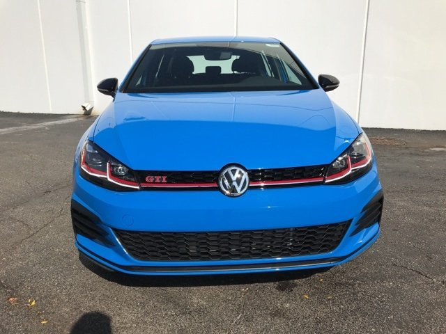 New 2019 Volkswagen Golf GTI Rabbit Edition 4dr