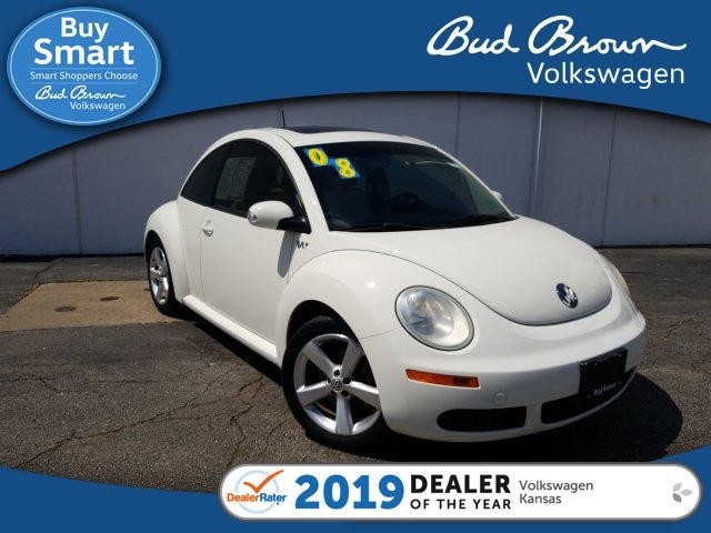 Pre-Owned 2008 Volkswagen New Beetle Coupe 2.5L