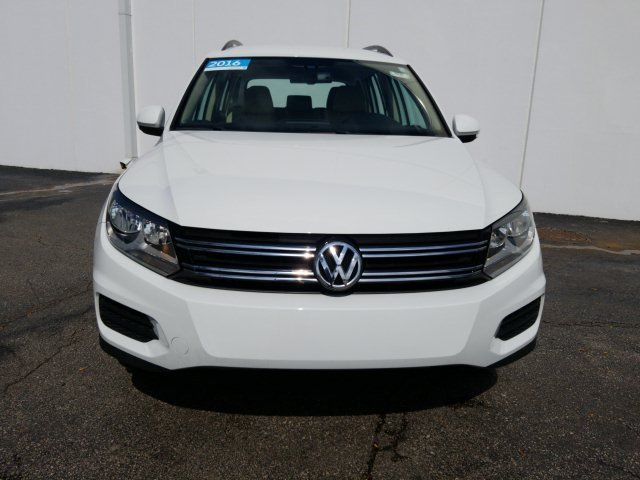Certified Pre-Owned 2016 Volkswagen Tiguan S 4 Motion