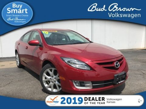 Pre-Owned 2010 Mazda6 s Grand Touring