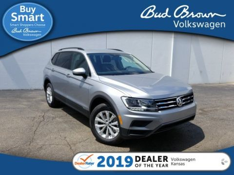New 2019 Volkswagen Tiguan S 4 Motion